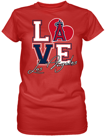 Love - Los Angeles Angels