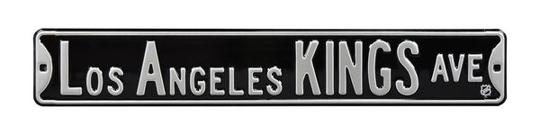 Los Angeles Kings Ave Sign