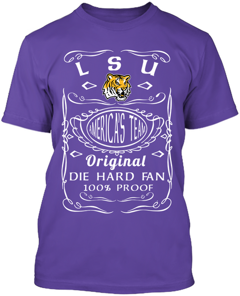 Die Hard - LSU Tigers