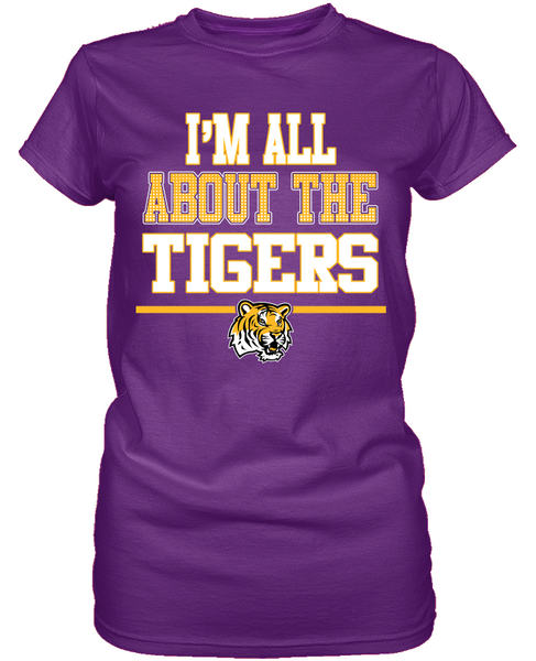 I'm All About The - LSU Tigers