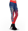 Love New England Patriots Leggings