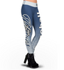 Love San Diego Padres Leggings