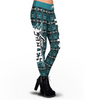 Philadelphia Eagles Aztec Print Leggings