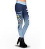 Love Tampa Bay Rays Leggings