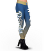 Love Kansas City Royals Leggings