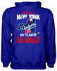 Los Angeles Dodgers - New York