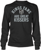Los Angeles Kings Are Great Kissers