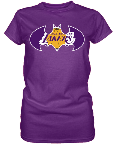 Batman - Los Angeles Lakers