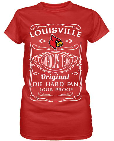 Die Hard - Louisville Cardinals