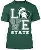 Love - Michigan State Spartans