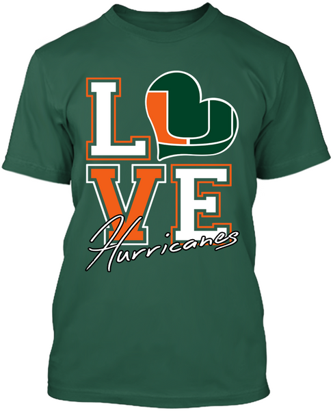 Love - Miami Hurricanes