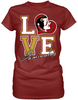 Love - Florida State Seminoles