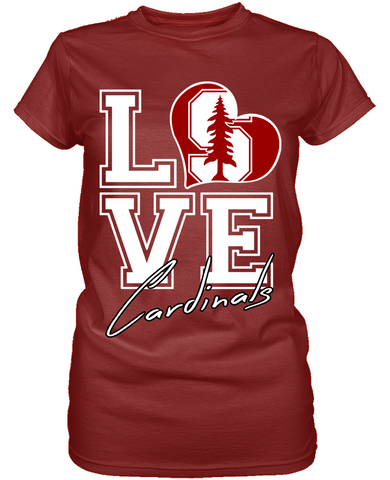 Love - Stanford Cardinal