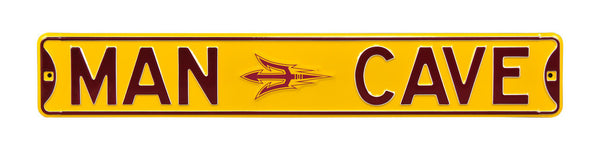 Arizona State Sun Devils Man Cave Sign