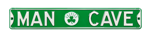 Boston Celtics Man Cave Sign