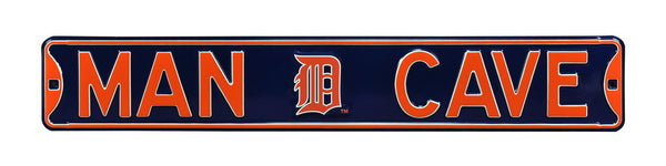 Detroit Tigers Man Cave Sign