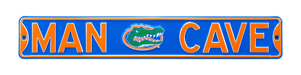 Florida Gators Man Cave Sign