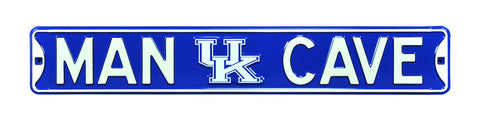 Kentucky Wildcats Man Cave Sign