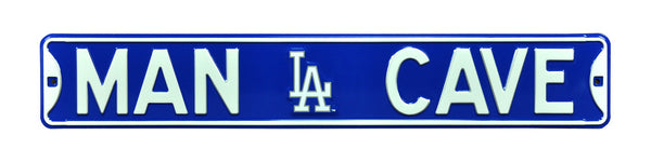 Los Angeles Dodgers Man Cave Sign