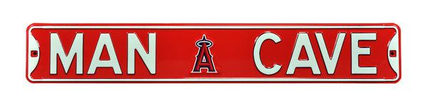 Los Angeles Angels Man Cave Sign