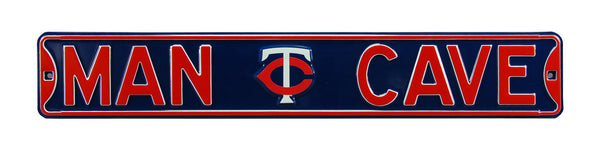 Minnesota Twins Man Cave Sign