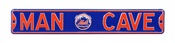 New York Mets Man Cave Sign