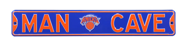New York Knicks Man Cave Sign