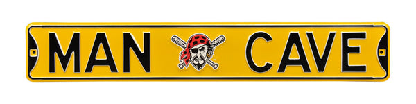 Pittsburgh Pirates Man Cave Sign