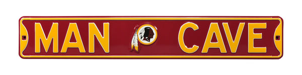 Washington Redskins Man Cave Sign