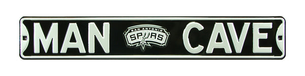 San Antonio Spurs Man Cave Sign