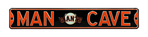 San Francisco Giants Man Cave Sign