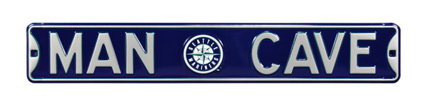 Seattle Mariners Man Cave Sign