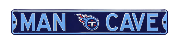 Tennessee Titans Man Cave Sign