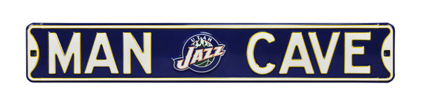 Utah Jazz  Man Cave Sign