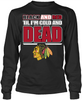 Dead Cold Blackhawks