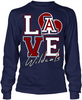 Love - Arizona Wildcats