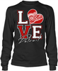 Love - Detroit Red Wings