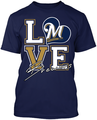Love - Milwaukee Brewers