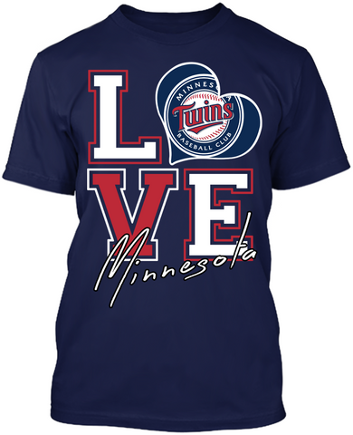Love - Minnesota Twins