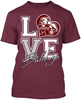 Love - Mississippi State Bulldogs