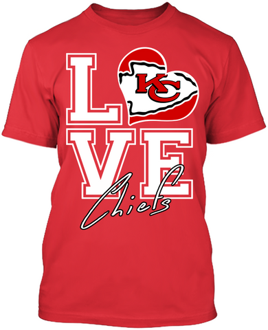 Love - Kansas City Chiefs