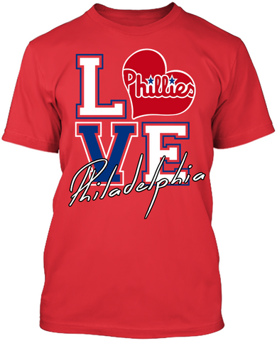 Love - Philadelphia Phillies