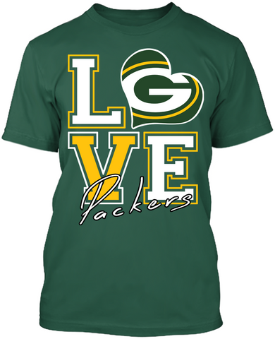 Love - Green Bay Packers