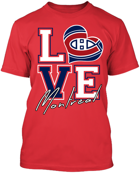 Love - Montreal Canadiens
