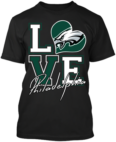 Love - Philadelphia Eagles