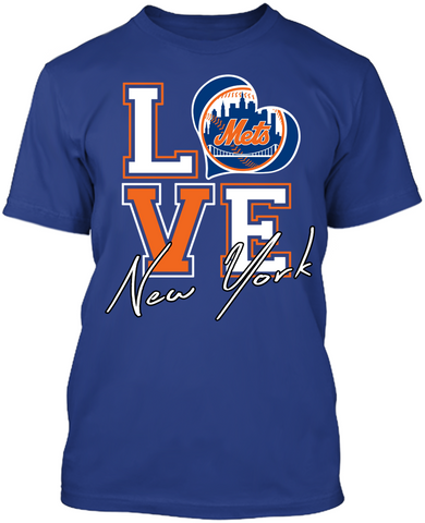 Love - New York Mets
