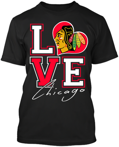 Love - Chicago Blackhawks