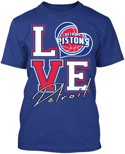 Love - Detroit Pistons