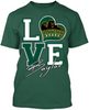 Love - Baylor Bears
