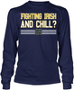 Fighting Irish and Chill?